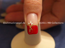 Nail Art Motivo 291