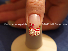 Nail Art Motivo 299