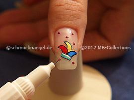 Nail art pens en tres varios colores