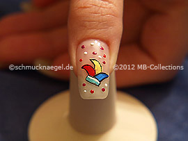 Nail Art Motivo 301