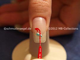 Nail art liner en varios colores