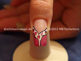 Nail Art Motivo 308