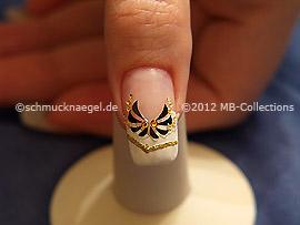 Nail art motivo 310
