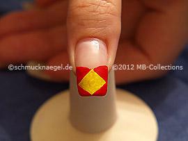 Nail Art Motivo 314