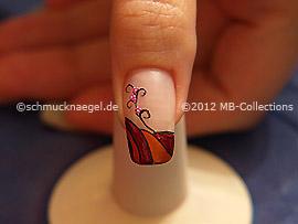 Nail Art Motivo 330