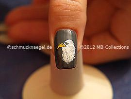 Nail Art Motivo 333