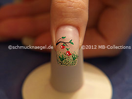 Nail Art Motivo 334