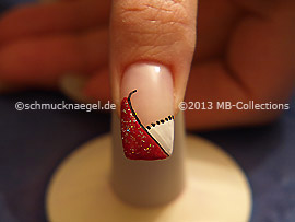 Nail Art Motivo 349