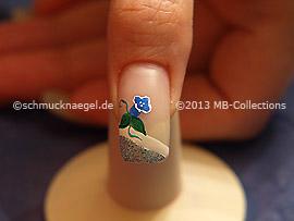Nail Art Motivo 350
