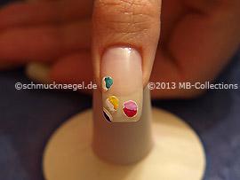Nail Art Motivo 355