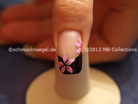 Nail Art Motivo 358