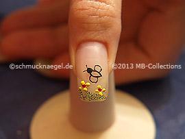 Nail Art Motivo 359
