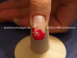 Nail Art Motivo 361
