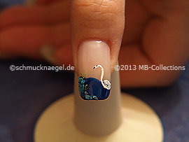 Nail Art Motivo 362
