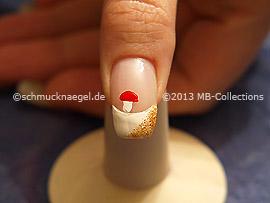 Nail Art Motivo 370