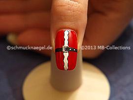 Motivo de navidad 23 - Nail Art Motivo 371