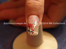 Nail Art Motivo 375