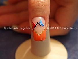 Nail art motivo 376