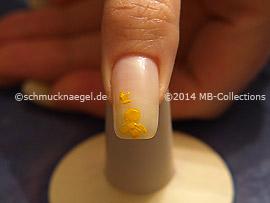 Nail Art Motivo 377