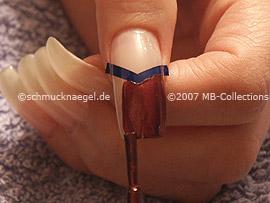 esmalte de color cobre