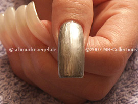 nail art pen de color plata