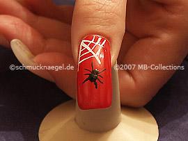 Halloween Motivo 1 - Nail Art Motivo 089