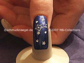 Nail art motivo 095