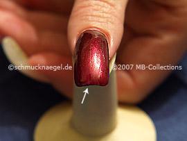 Synthetic fingernails