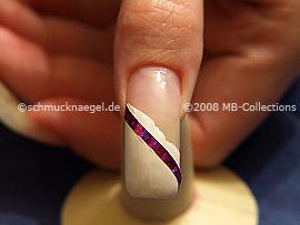 Nail art motif 105