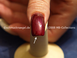 Synthetic fingernails