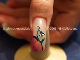 Easter motif 2: Nail art motif 110