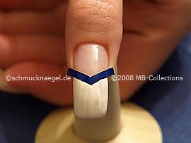 Nail art motif 111