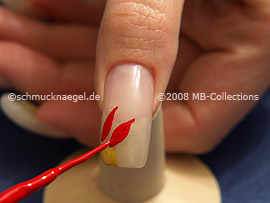 Nail art motif 117