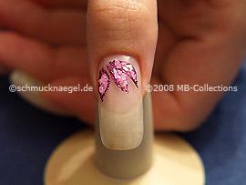 Nail art motif 121