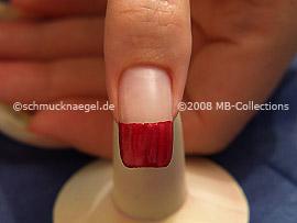 Nail art motif 123