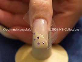 Nail art motif 129
