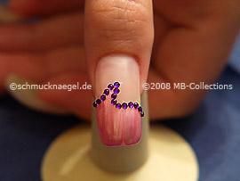 Nail art motif 130