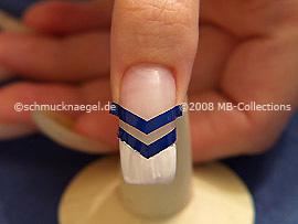 Nail art motif 135