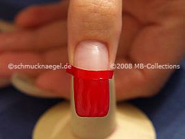 Nail art motif 136