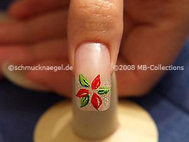 Nail art motif 137