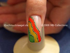Nail art motif 141