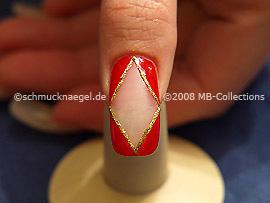 Christmas motif 10 - Nail art motif 150