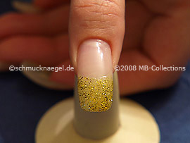 New Years Eve 5: Nail art motif 151
