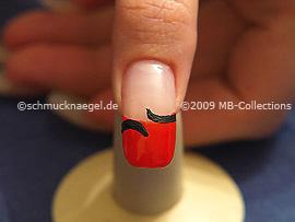 Nail art motif 155