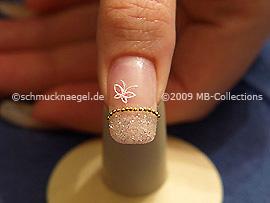 Nail art motif 163