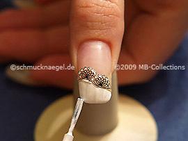 Nail art motif 164
