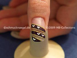 Nail art motif 165