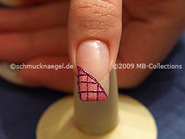 Nail art motif 173