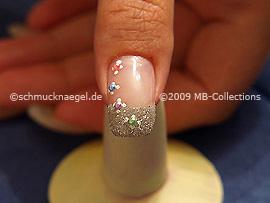 Nail art motif 176