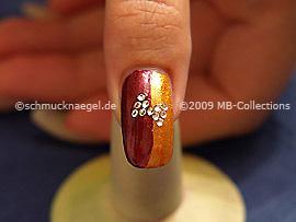 Nail art motif 179